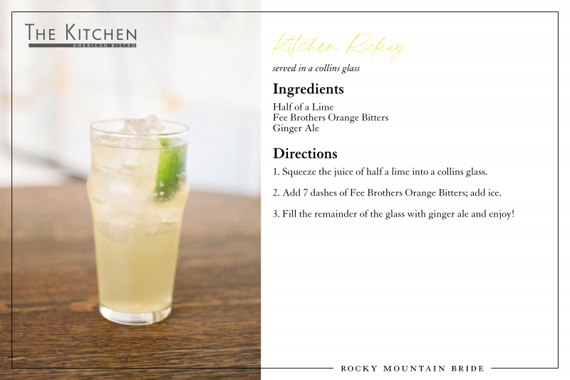 The Kitchen Ricky Cocktail Recipe