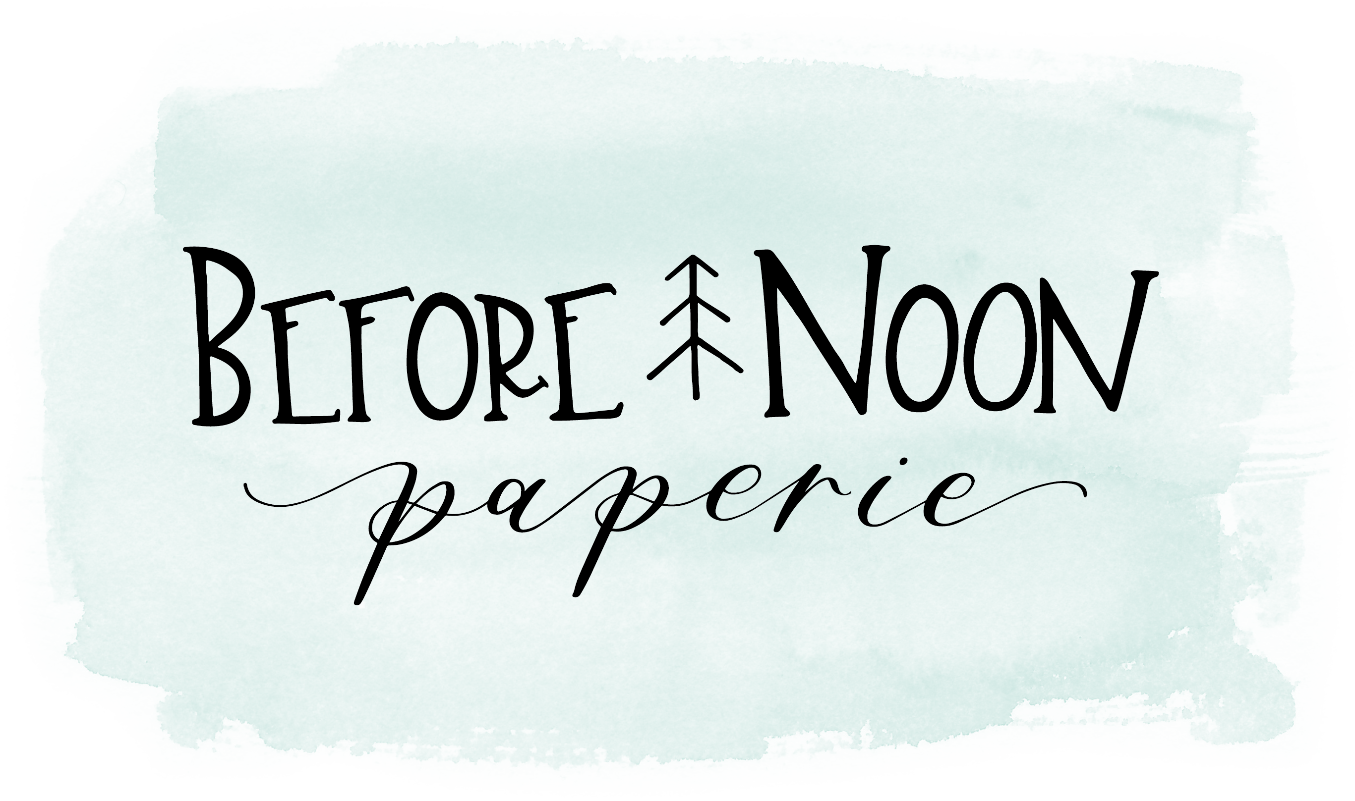 Before Noon Paperie