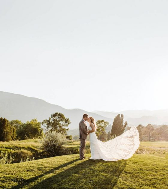 Plan a Magical Wedding Weekend at Cheyenne Mountain