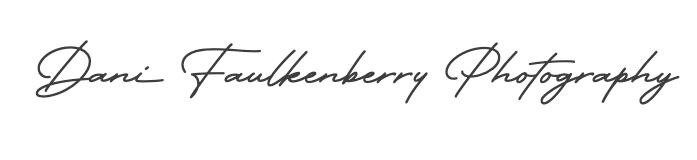 Dani Faulkenberry Photography