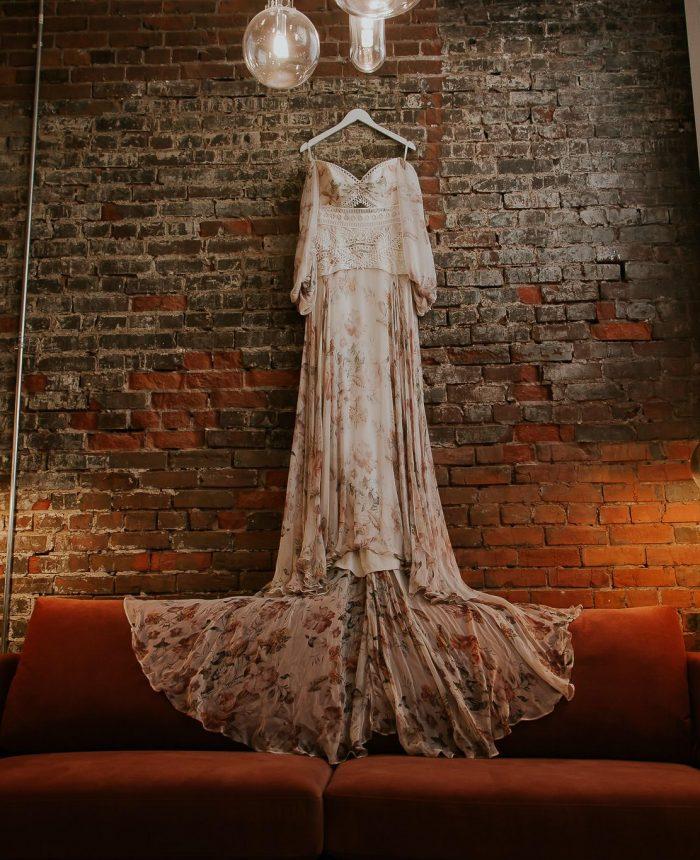 Modern Boho Geometric Wedding Inspiration at Heritage Building