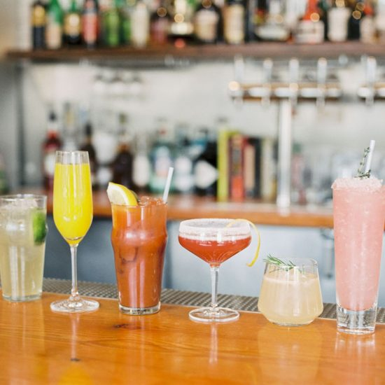 5 Signature Cocktails we're Sippin' on this Spring