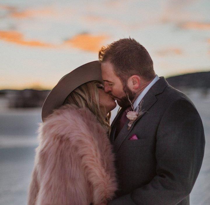 Intimate Steamboat Springs Wedding
