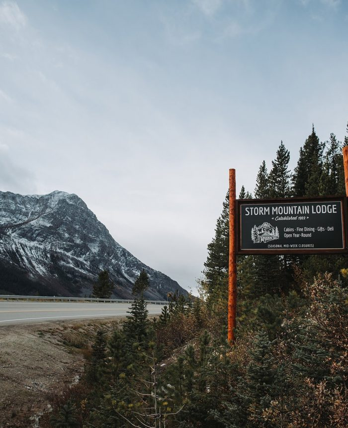 Winter Elopement at Storm Mountain Lodge