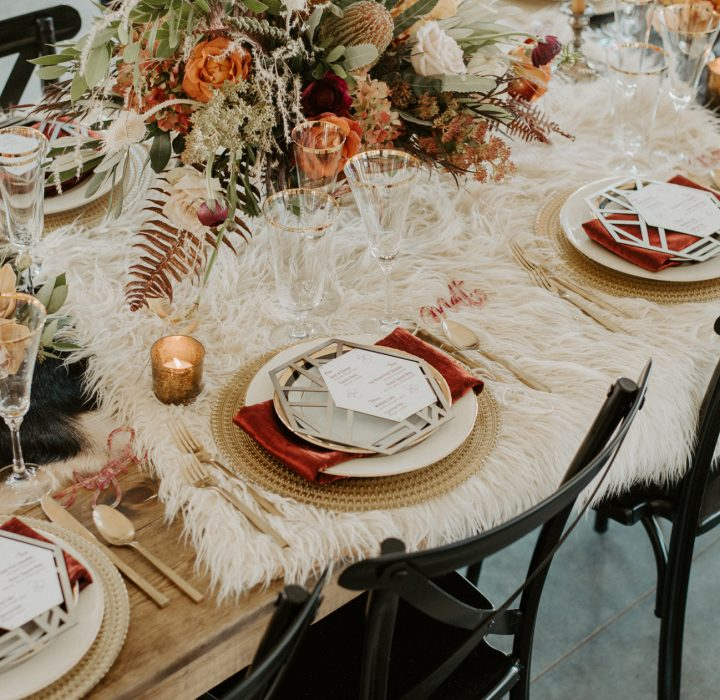 Mountain Glam Wedding Inspiration at North Star Gatherings