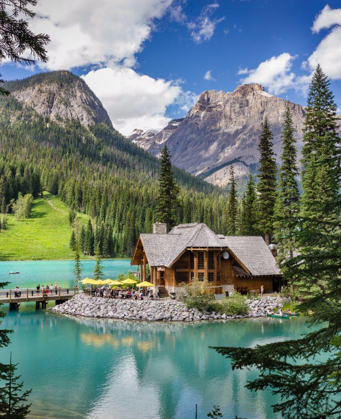 Take a Romantic Mini Moon at Emerald Lake Lodge