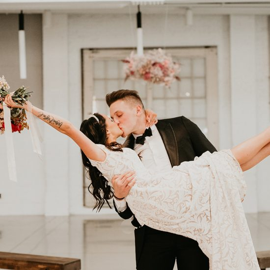 Modern, Sustainable Denver Wedding Inspiration