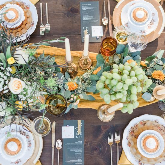 Vibrant Albuquerque Wedding Inspiration