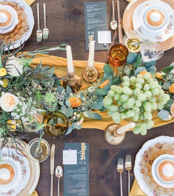 Vibrant Albuquerque Wedding Inspiration