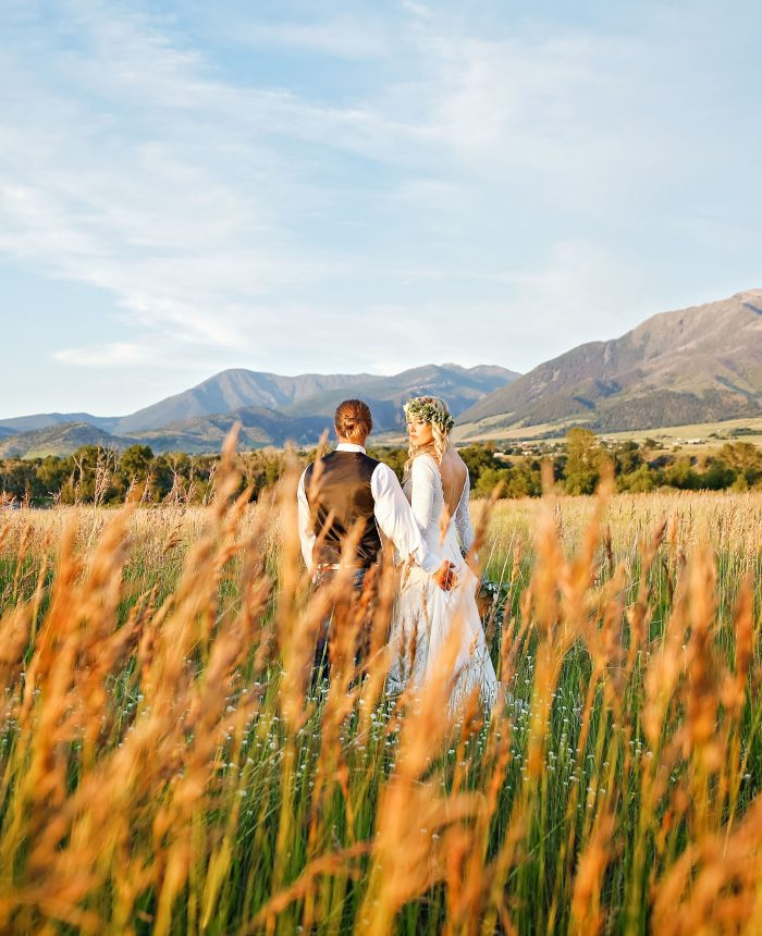 Rustic Wedding at O'Hair Ranch Lodge