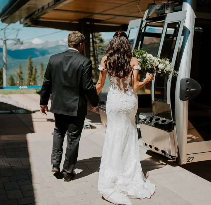 Glamorous Wedding at Larkspur Events and Dining