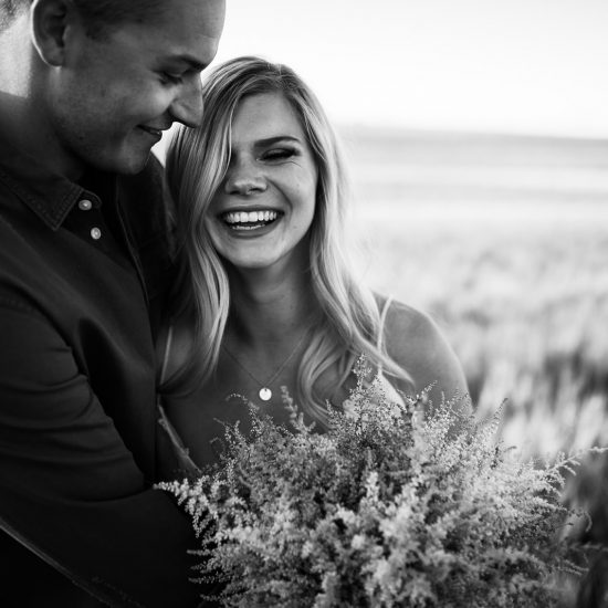 Golden Fields and Big Alberta Sky Wedding Inspiration