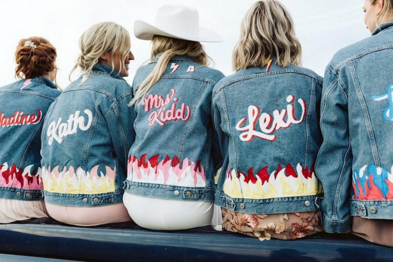 5 Jean Jackets for Every Bride