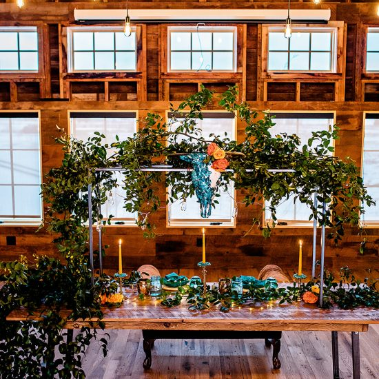 Authentic Western Wedding Inspiration at Firelight Farms