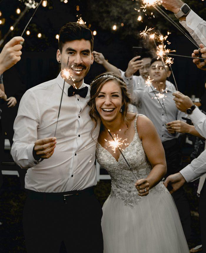 Personal and Charming Pitt Lake Wedding