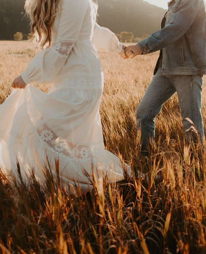 Romantic Grand Tetons Vow Renewal