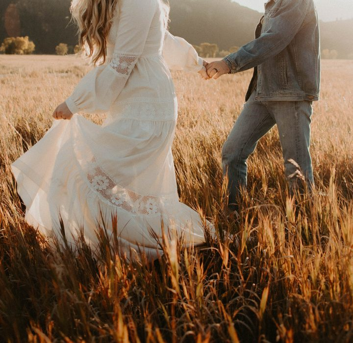 Romantic Grand Tetons Vow Renewal