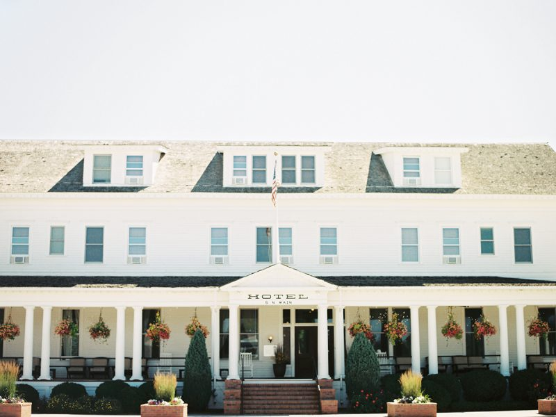 Romantic Weekend Getaway: Make History at the Sacajawea Hotel with your Fiancé