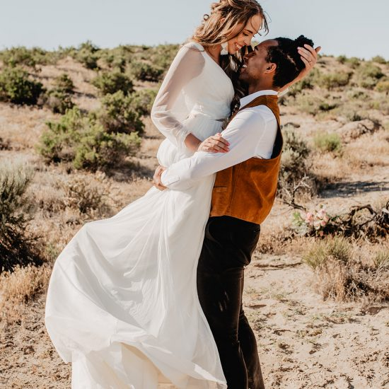 Desert Elopement Inspiration at Shoofly Oolite