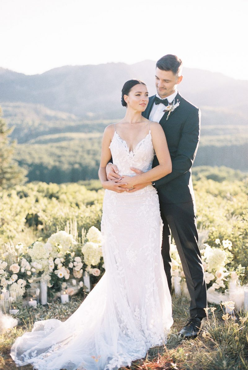 Sun-Kissed Park City Elopement Inspiration