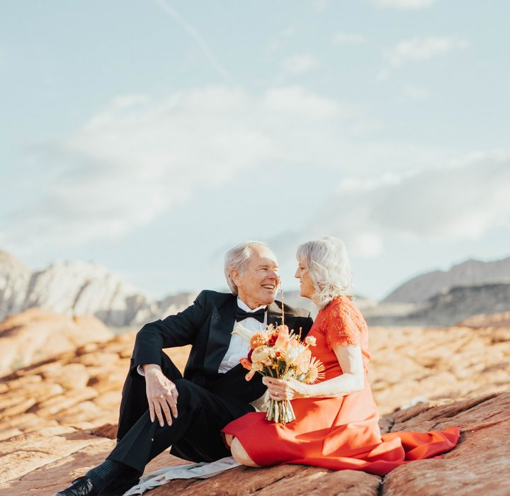 Sweet and Vibrant Moab Vow Renewal