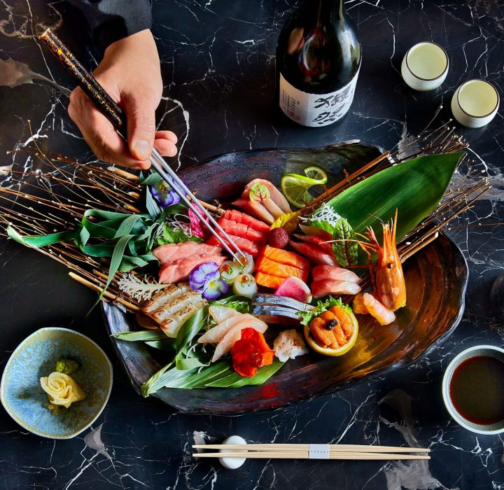 Host an Intimate Rehearsal Dinner at Sakaba | The Ritz-Carlton, Bachelor Gulch