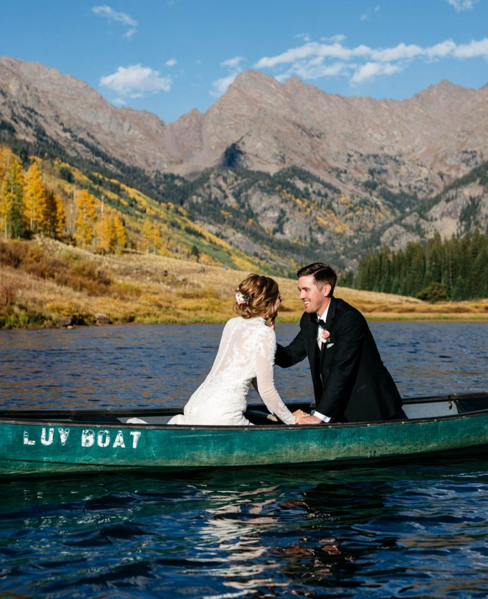 Intimate and Elegant Piney River Ranch Wedding