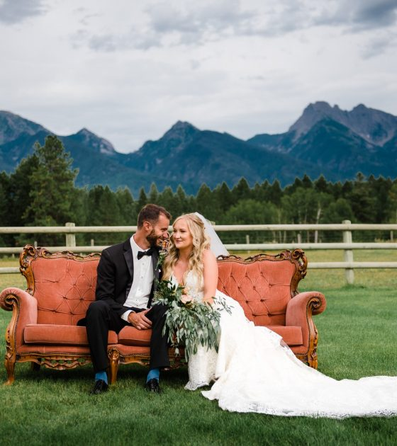 Warm Summer Wedding at Sky Ridge Ranch