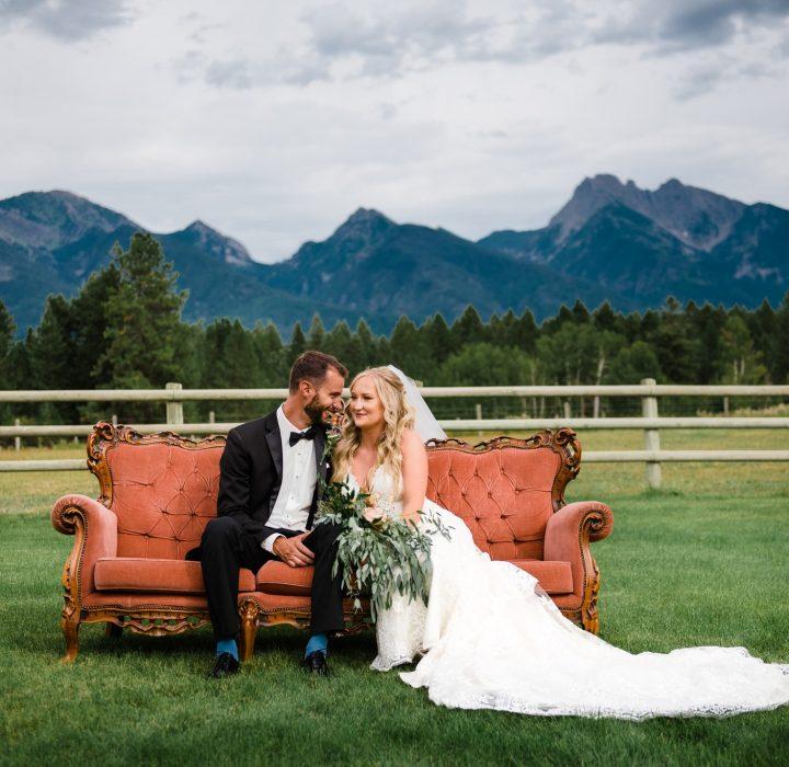 Warm Summer Wedding at Sky Ridge Ranch