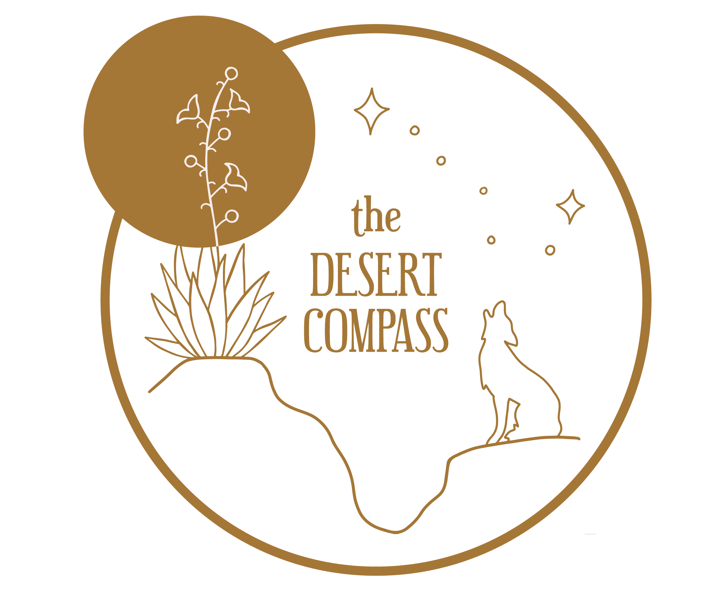 The Desert Compass