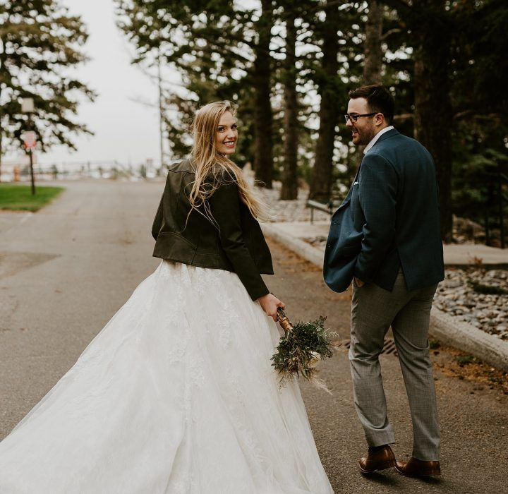 Historic Butte Wedding at the Hotel Finlen