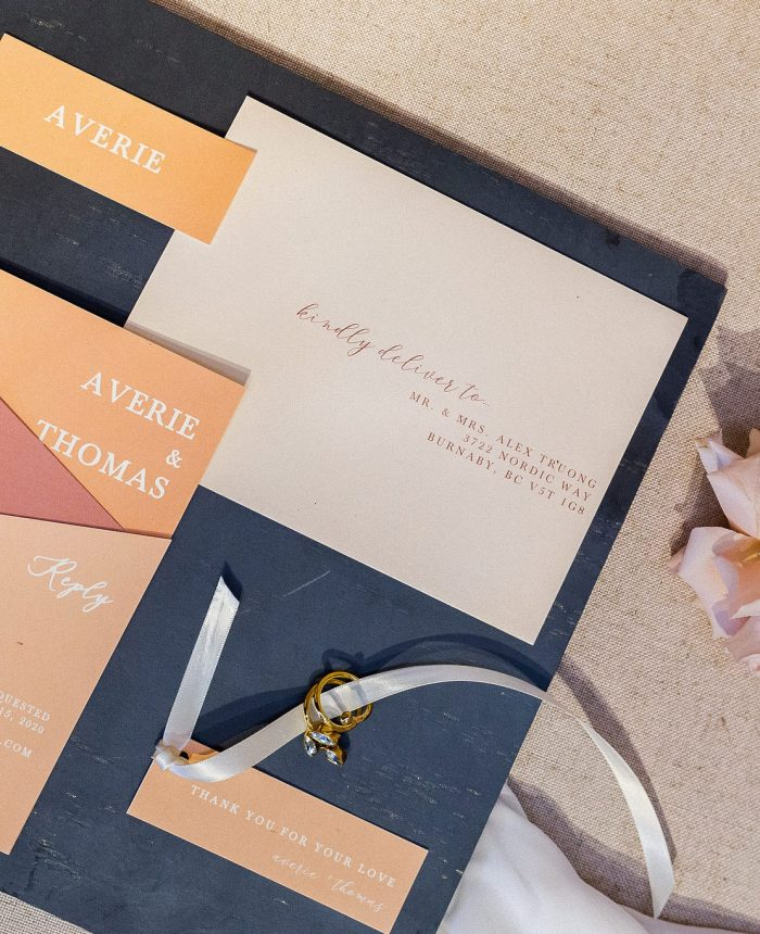 Modern and Minimalistic Vancouver Elopement Inspiration