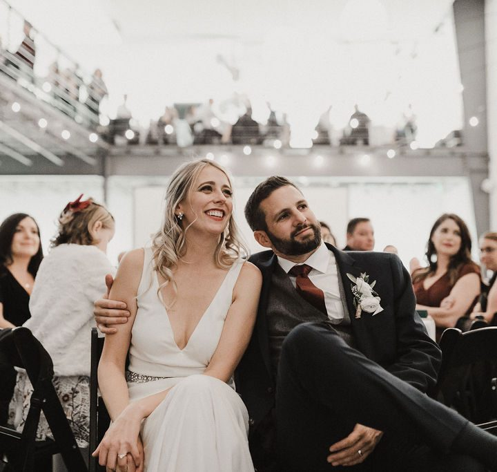 Classy and Regal Wedding at the Space Gallery
