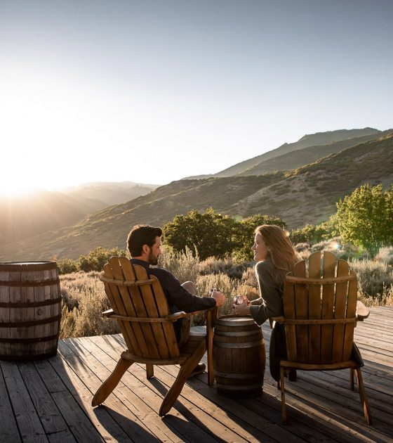 12 Romantic Weekend Getaways in Utah