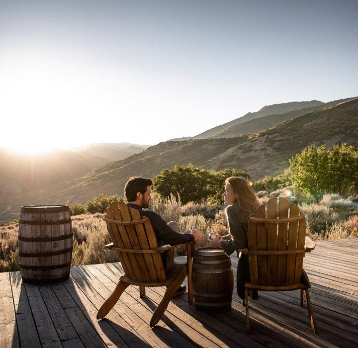 12 Romantic Weekend Getaways in Utah