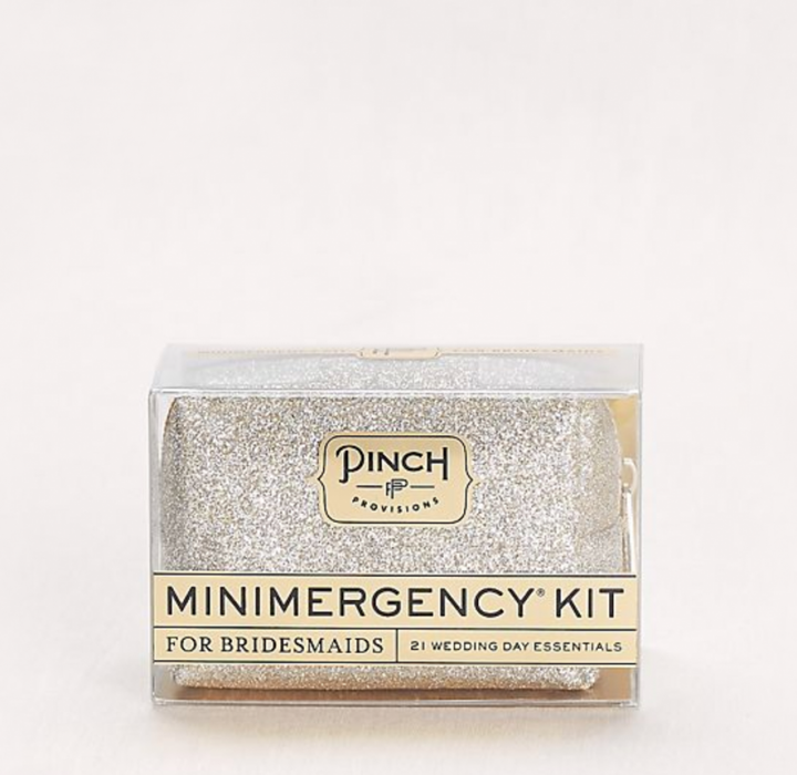 Must Haves for your Wedding Day Emergency Kit
