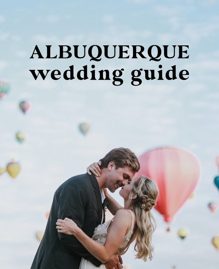 Albuquerque Wedding Guide | Venues, Rehearsal Dinners and More