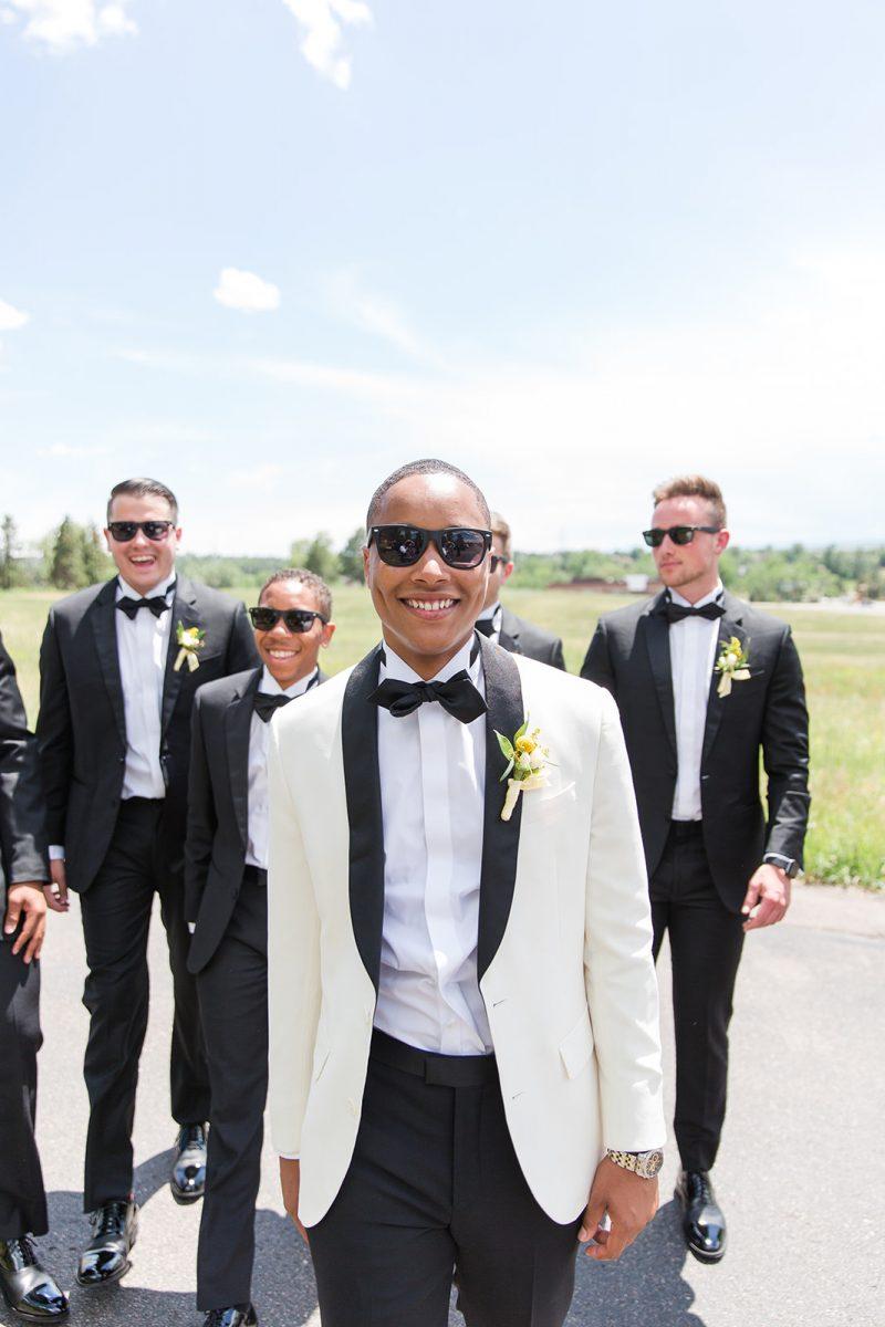 Charming Wedding at Villa Parker