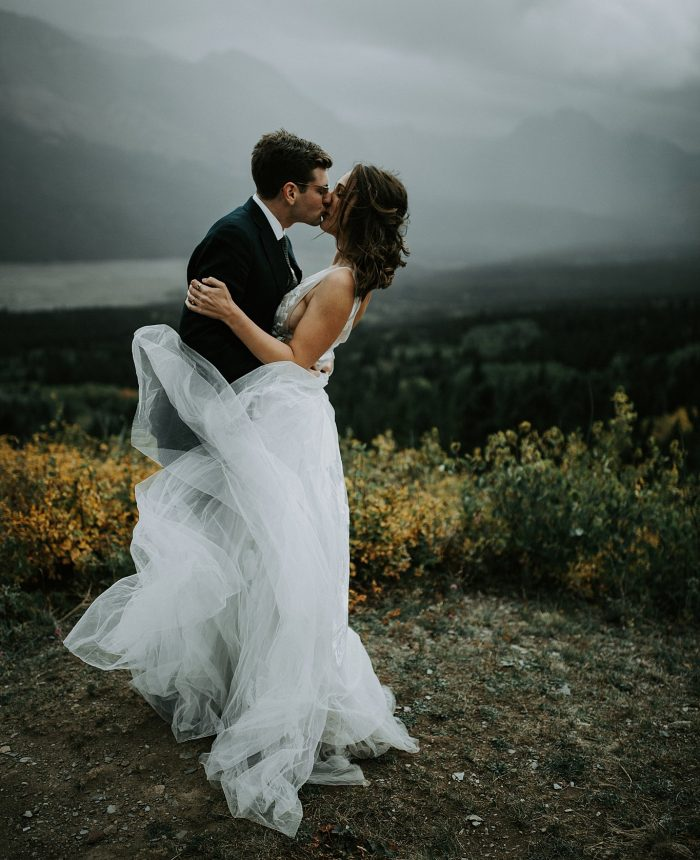 Emotional Elopement in Glacier National Park