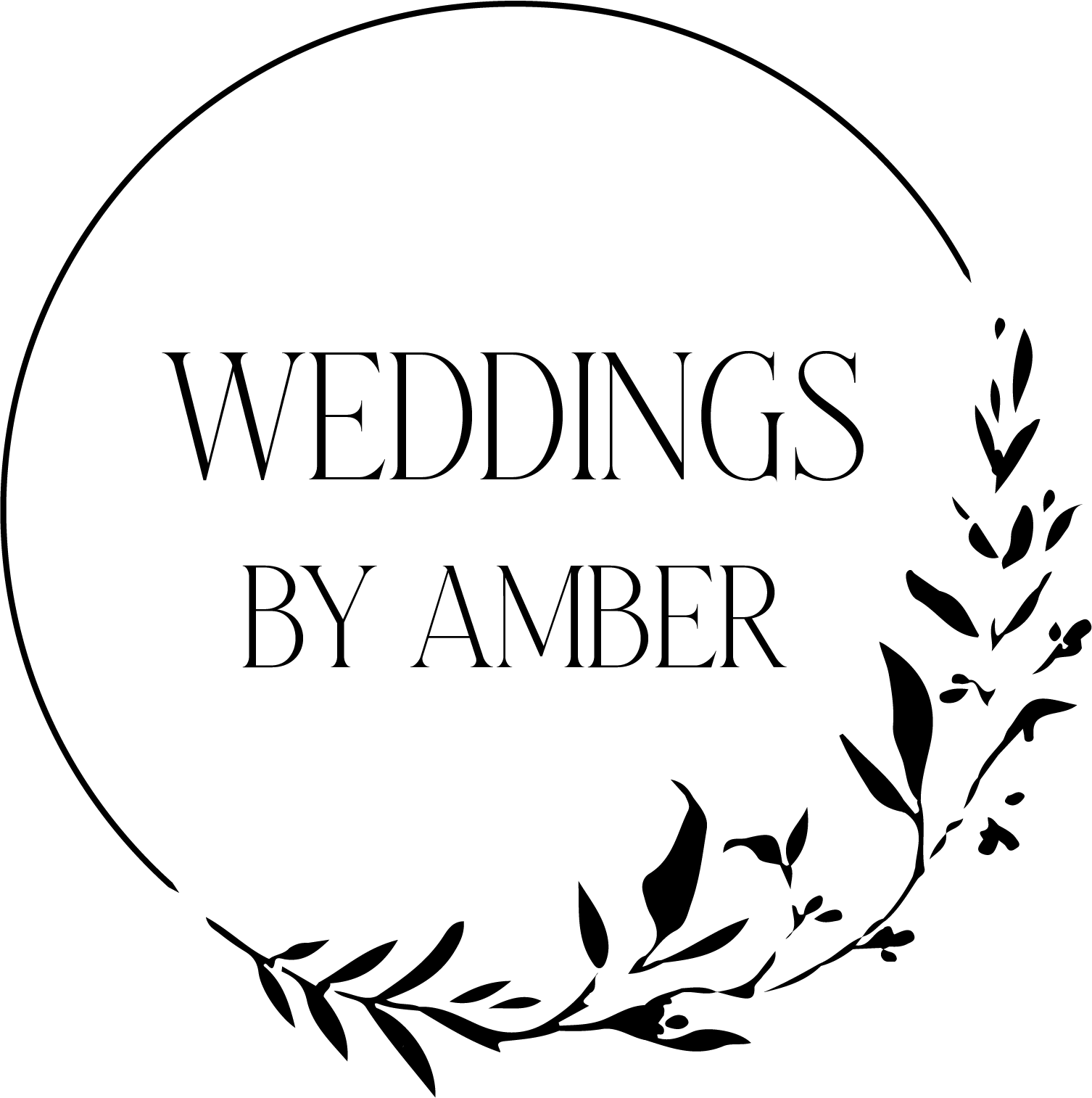 Weddings by Amber