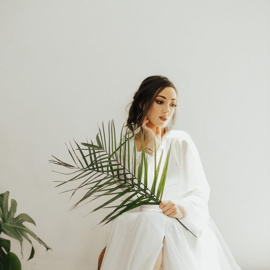 Natural Greenery Wedding Inspiration