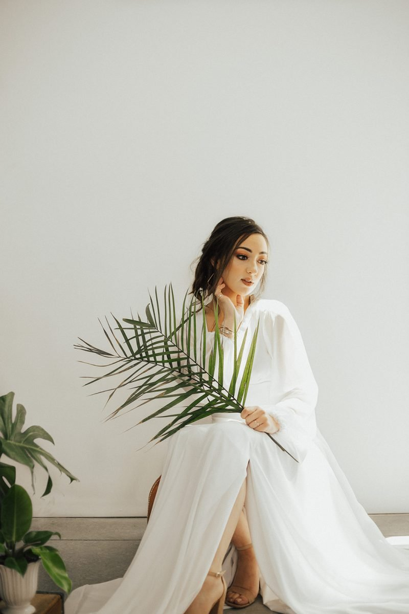 Natural Greenery Wedding Inspiration
