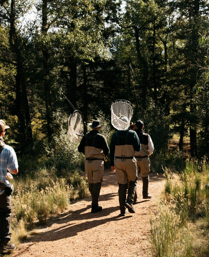 Bachelor Party Guide | The Broadmoor, Fly Fishing Camp