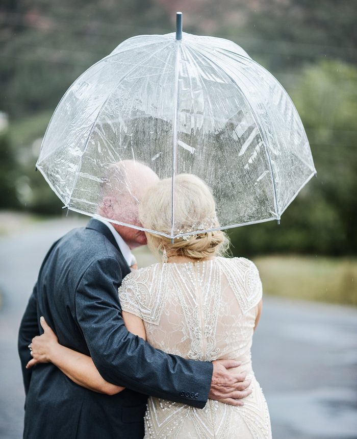 Vibrant and Rainy Bridals at Pinecrest Weddings and Event Center