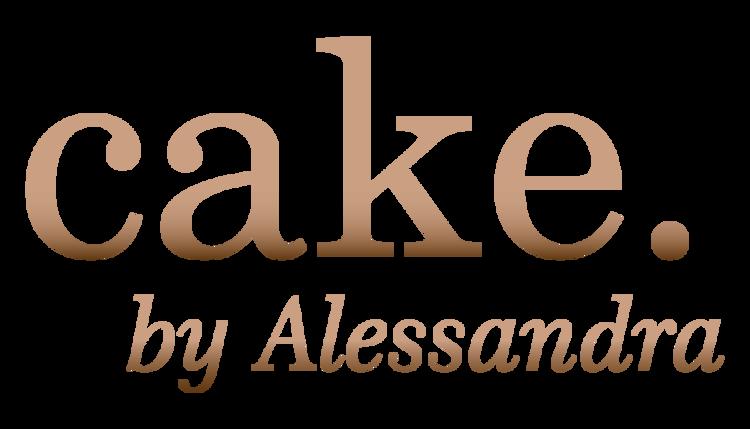 cake by Alessandra