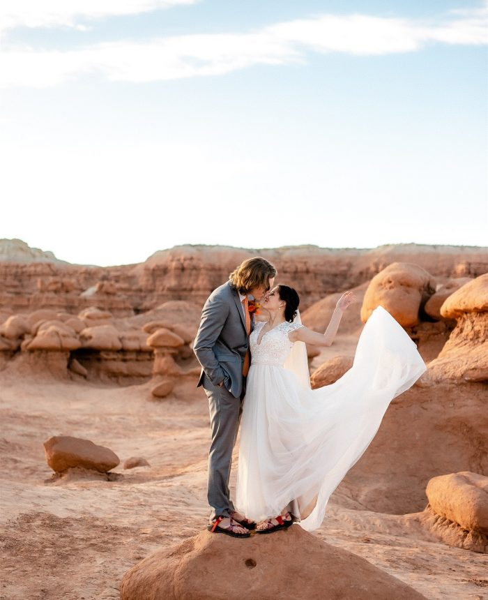 Adventure Bridals at Goblin Valley State Park