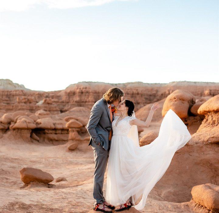 Adventure Bridals at Goblin Valley State Park