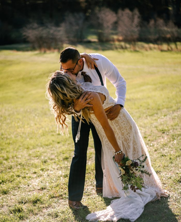 Earthy Elopement Inspiration at Creekside Meadows