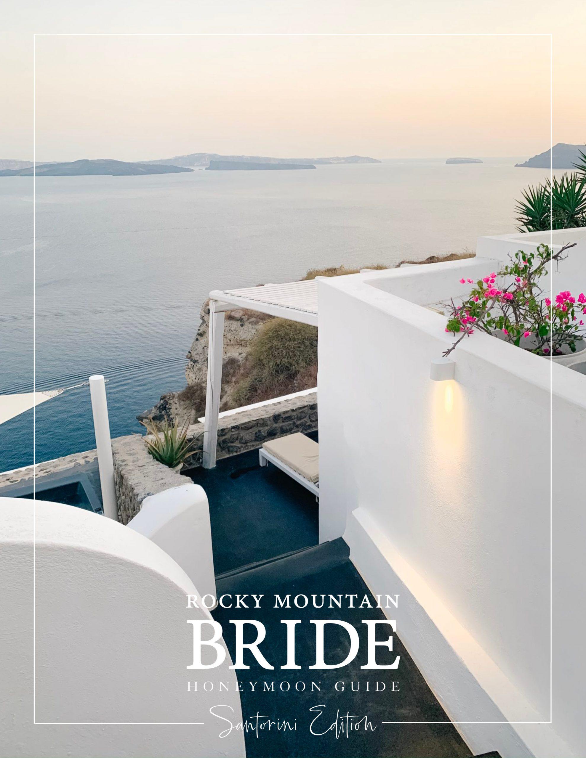Santorini Honeymoon Guide