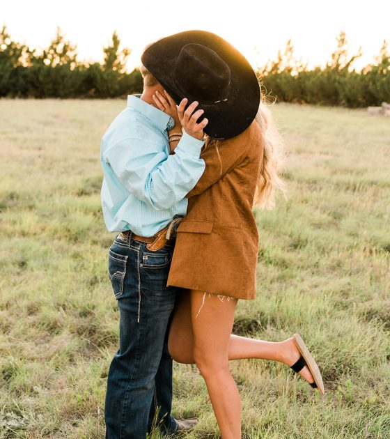 Sweet and Emotional New Mexico Proposal